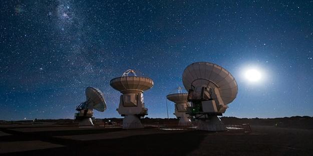Dünya'ya yakın bir yıldızdan garip sinyaller alındı!