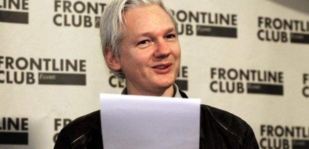 Assange Teslim Olma Şartını Açıkladı