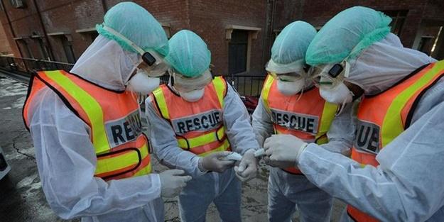 Dünyayı sarsacak iddia! Örgüte bağlı 600 kişi koronavirüse yakalandı