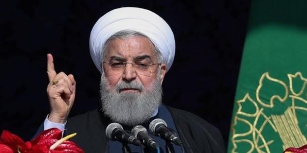 Dünyayı sarsan suikast sonrası Ruhani'den açıklama