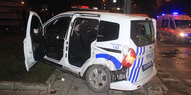 'Dur' ihtarına uymayan sürücü, polisleri ölümle burun buruna getirdi