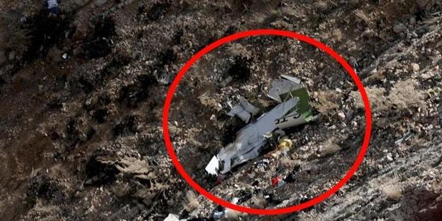 Düşen uçakla ilgili İran'dan flaş teklif!