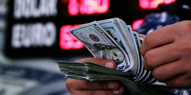 Düşüşe geçen dolar resmen çakıldı! İşte son rakamlar