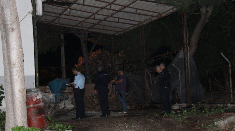 Dut toplarken çatıdan düşen muhasebe müdürü öldü