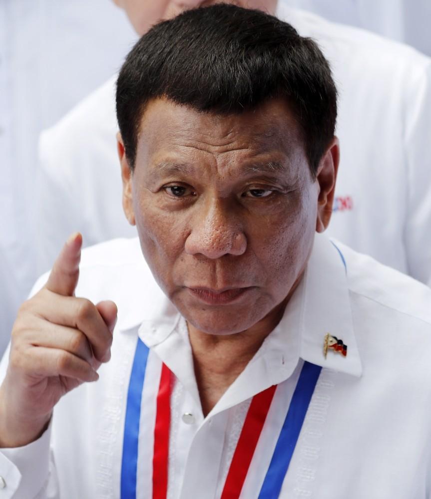 """Duterte'den ABD'ye: """"Asla izin vermem"""""""