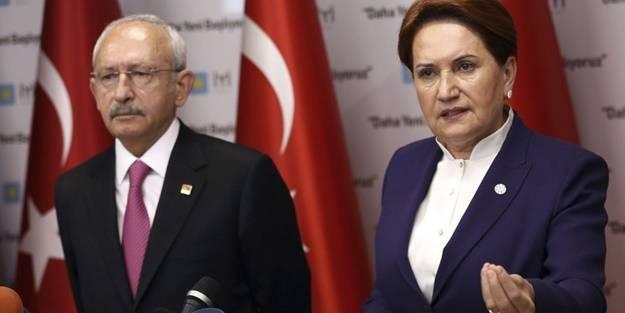 """""""Duyumlar aldım"""" deyip bombayı patlattı... Meral Akşener'den CHP'yi bitirecek plan!"""