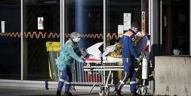 Duyurdular! Fransa'da toplam ölümlerde artış