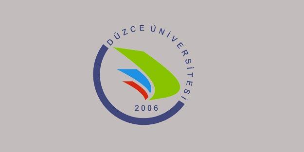 Düzce Üniversitesi taban puanları 2019