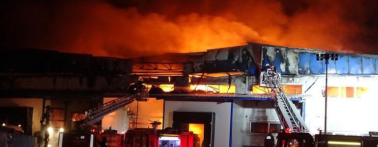 Düzce'de korkutan yangın! Rahatlatan açıklama