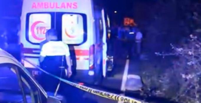 Düzce'de otomobilin çarptığı bisikletli hayatını kaybetti