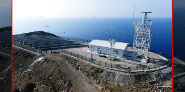 Türkiye'den anbean takip edecek! Çavuş Adası'na kuruldu