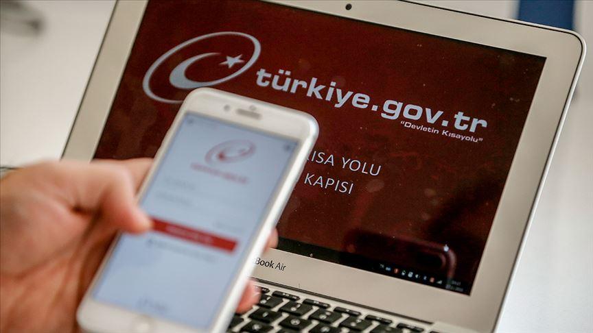 e-Devlette kullanıcı sayısı 44,5 milyonu aştı