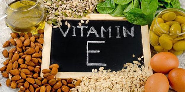E vitamininin faydaları nelerdir, hangi besinlerde bulunur?