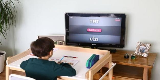 EBA TV ilkokul, ortaokul, lise yaz okulu ders programı