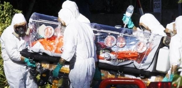 Ebola virüsü işte böyle bulaşıyor!