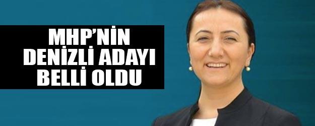 Denizli MHP belediye başkan adayı Ebru Leman Kalkan mı?