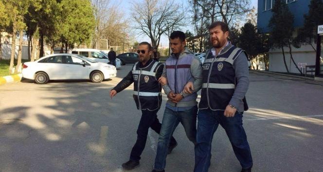 Edirne' de canlı bomba dediler hırsız çıktı