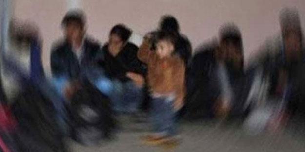 Edirne'de çok sayıda düzensiz göçmen yakalandı