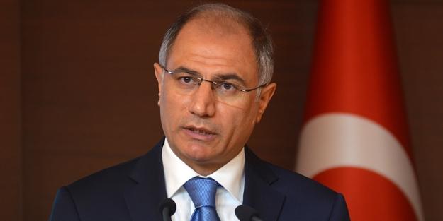 Efkan Ala'dan Davutoğlu'na teşekkür