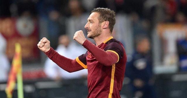 Efsane kaptan Totti 40 yaşında
