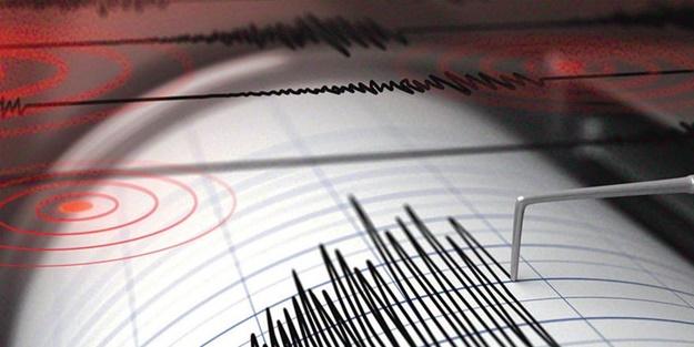 Ege Denizi'nde saat 07.33'te deprem!
