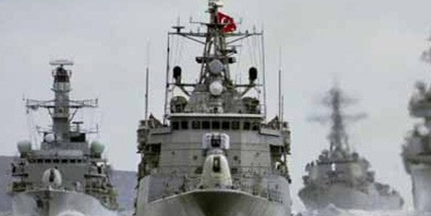 Ege'de bayrak krizi! Savaş gemilerimiz..
