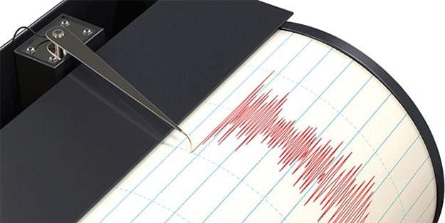 Ege'de deprem mi oldu? Ege depremi kaç şiddetinde