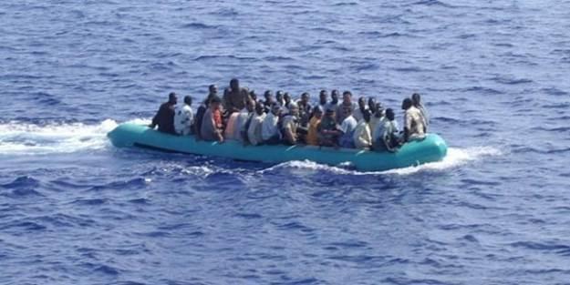 Ege'de göçmen teknesi battı 4 çocuk öldü