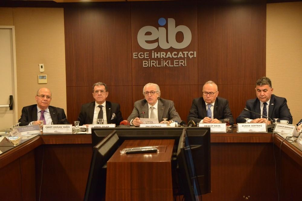Egeli ihracatçılar 2020 yılını sürdürülebilirlik yılı ilan etti