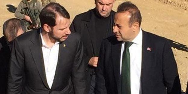 Egemen Bağış'tan Berat Albayrak açıklaması