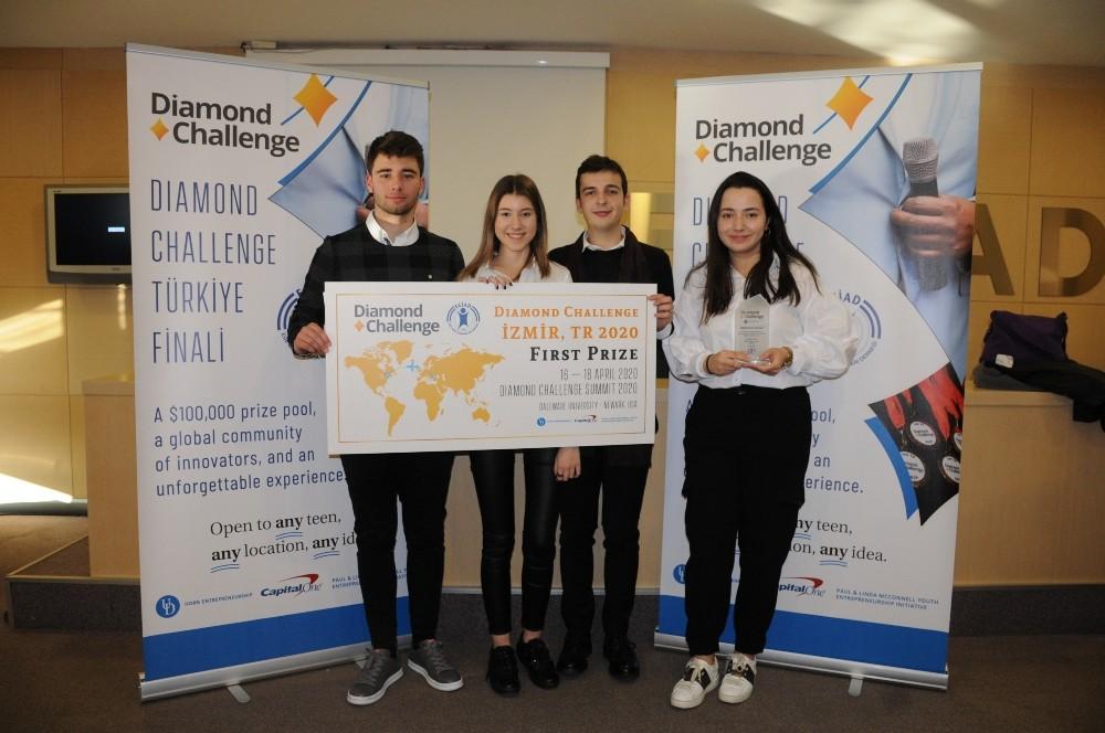 EGİAD'ın partnerliğini yaptığı Diamond Challenge Türkiye elemesi sonuçlandı