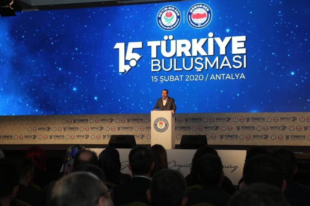 Eğitim-Bir-Sen 15. Türkiye Buluşması