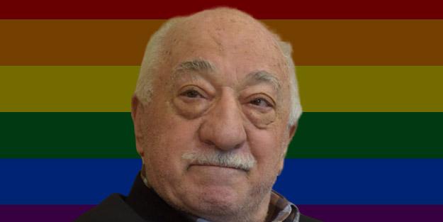 Eğitim için gönüllü oldu! O ülkedeki LGBT'lilere FETÖ desteği