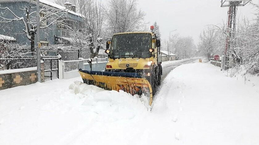Eğitimi kar engeli! 22 ilçede okullar tatil edildi