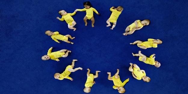 Egoist Avrupa'da çocuksuzluk artıyor