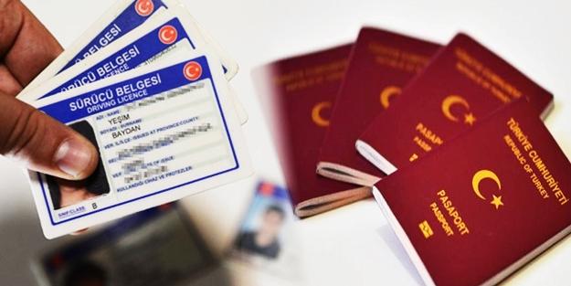 Ehliyet, pasaport harçları ve trafik cezaları 2021 yılında ne kadar olacak?