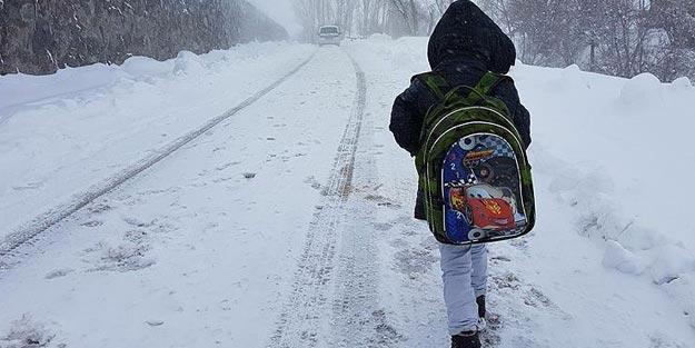 Ekinözü'nde okullar tatil mi? Kahramanmaraş Ekinözü yarın (6 Aralık Cuma) okullar tatil mi?