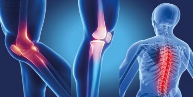 Eklem ağrısı doğal yöntemlerle nasıl giderilir?
