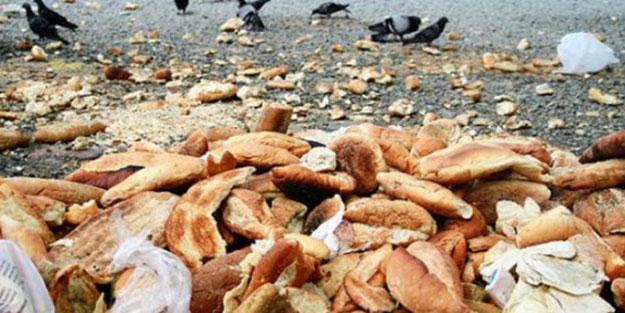 Ekmek israfının büyüklüğü şoke etti! Her yıl 80 hastane yapılabilir