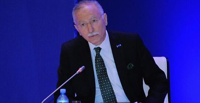 Ekmeleddin İhsanoğlu'ndan 'adaylık' açıklaması