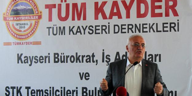 Elitaş: Kılıçdaroğlu, ağzındaki kanı silecek