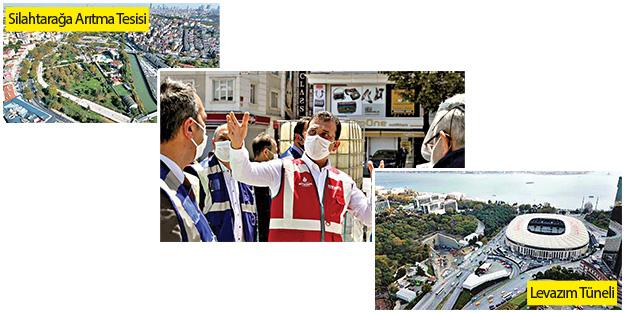 Ekrem İmamoğlu 114 projeyi iptal etti