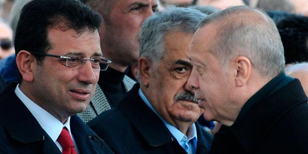 Ekrem İmamoğlu, Cumhurbaşkanı Erdoğan'a cevap verdi