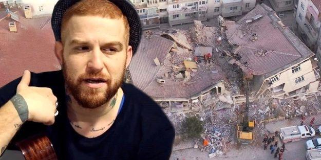Ekrem İmamoğlu'nun kankası Gökhan Özoğuz Elazığ depreminden 'Yunan sevdası' çıkardı!