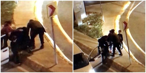 İBB Başkanı Ekrem İmamoğlu'nun korumaları trafikte dehşet saçtı!