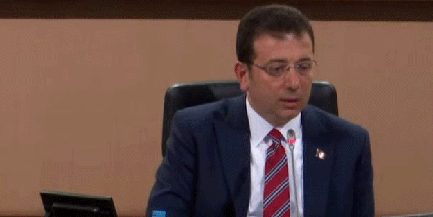 Ekrem İmamoğlu'nun küfür ettiği ana ait video paylaşıldı