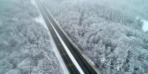 Eksi 21,8 dereceyle Türkiye'nin en soğuk ili oldu