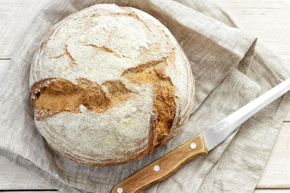 Ekşi mayalı ekmek kaç derecede pişer?