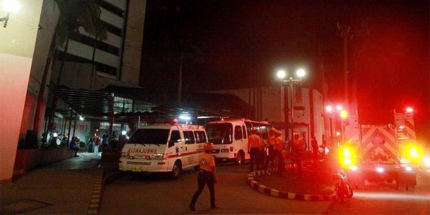 Ekvador'daki depremde ölü sayısı 77 oldu