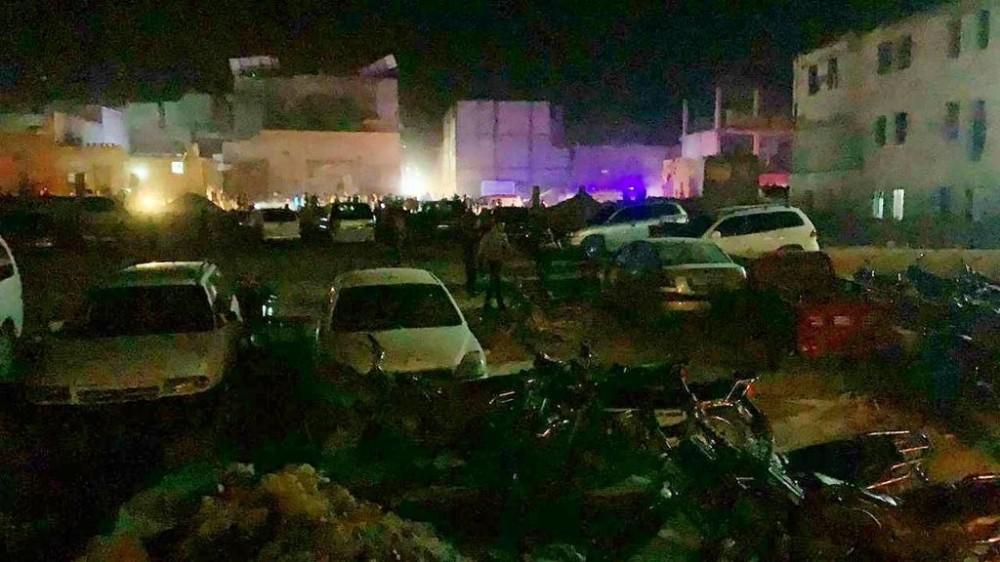 El-Bab'da bombalı saldırı: 3 yaralı